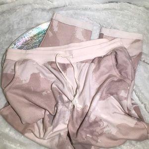 Alternative Pink Camo Joggers XL